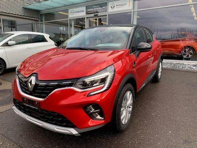 gebraucht Renault Captur 1.3 TCe EDC Intens