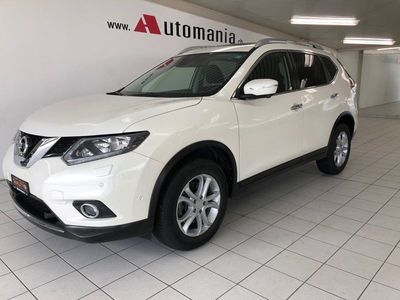 gebraucht Nissan X-Trail 2.0 dCi N-Vision Xtronic CVT ALL-MODE 4x4
