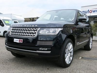 gebraucht Land Rover Range Rover 4.4 SDV8 SV Autobiography Automatic