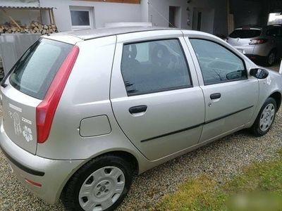 gebraucht Fiat Punto Auto für Export oder Tüfftler/Bastler