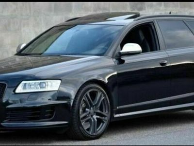 gebraucht Audi RS6 RS6 Wunderschöner RS6 Avant Top Zustand! RS6 WunderschönerAvant Top Zustand!