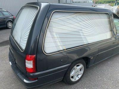 gebraucht Opel Omega Leichenwagen