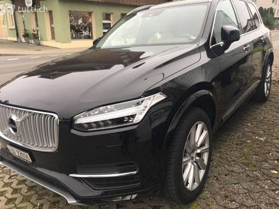 gebraucht Volvo XC90 D5 AWD Inscription Geartronic