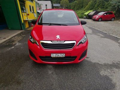 gebraucht Peugeot 108 VTi 72