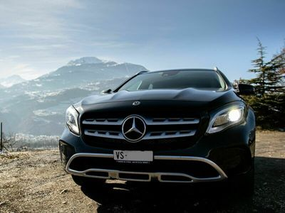 gebraucht Mercedes GLA220 GLA-Klasse4m