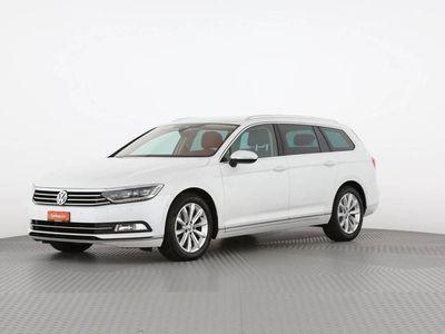 gebraucht VW Passat Variant 2.0 TDI DSG (BlueMotion Technology), Highline