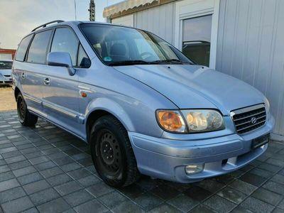 gebraucht Hyundai Trajet 2.7 V6 Premium Automatic