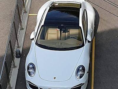 gebraucht Porsche 911 Carrera S 991 comme neuve