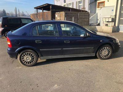 gebraucht Opel Astra 2.0 DTi Comfort