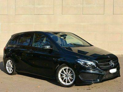 gebraucht Mercedes B250 B-KlasseAMG Line 4Matic 7G-DCT