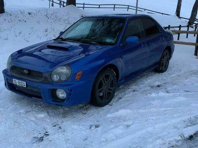 gebraucht Subaru Impreza wrx 2.0