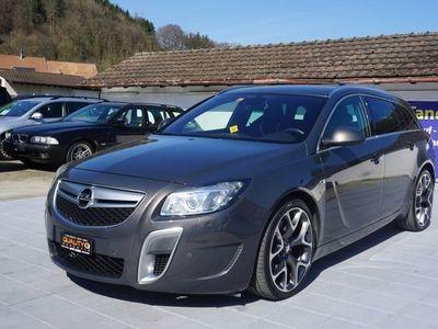 gebraucht Opel Insignia Sports Tourer 2.8 Turbo OPC 4WD Automatic