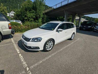 gebraucht VW Passat 2.0 TDI / CH-Fahrzeug