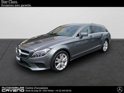 gebraucht Mercedes CLS400 Shooting Brake 4Matic 7G-Tronic