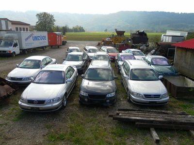 gebraucht Opel Omega B 3,2 V6 Executive, ab Platz AHK