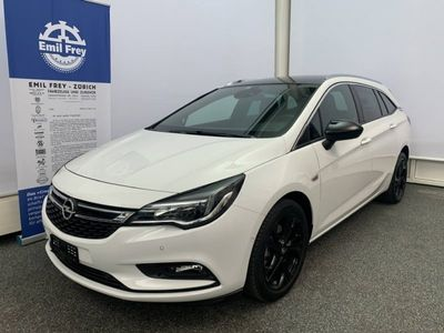 gebraucht Opel Astra 1.6 T eTEC Black Edition S/S
