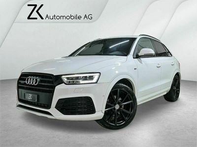 gebraucht Audi Q3 2.0 TFSI S-Line quattro S-tronic