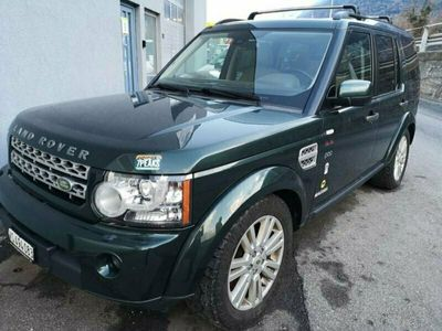 gebraucht Land Rover Discovery 3.0 TdV6 210 S