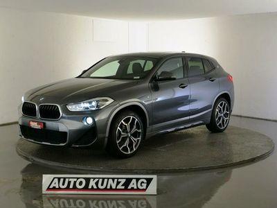 gebraucht BMW X2 20i M-Sport X xDrive Steptronic