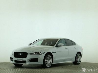 gebraucht Jaguar XE 2.0 T 300 R-Sport AWD
