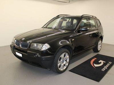 gebraucht BMW X3 E83 20d