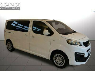 gebraucht Peugeot Traveller Business Stand.