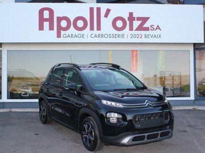 gebraucht Citroën C3 Aircross 1.2i PT Feel