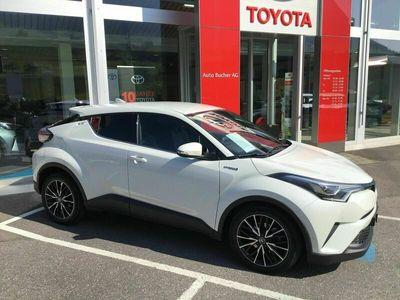 gebraucht Toyota C-HR 1.8 HSD Premium CVT