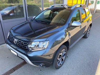 gebraucht Dacia Duster 1.5 dCi Prestige mit Anhängerkupplung