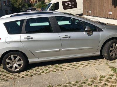 gebraucht Peugeot 308 Diesel ab Mfk 1/20 mit 7 Plätze