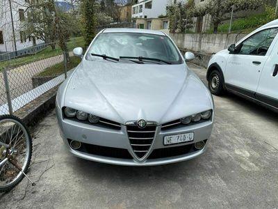 gebraucht Alfa Romeo 159 1.9 JTD Distinctive