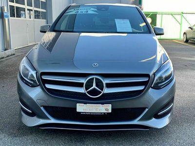 gebraucht Mercedes B220 CDI Swiss Star Edition Style 4Matic 7G-D
