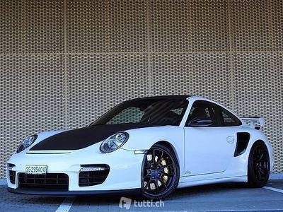 gebraucht Porsche 911 GT2 SPORTEC SP750 48'000km 12.2007