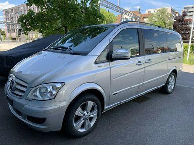 gebraucht Mercedes Viano Viano Mercedes2.2 L Trend Line Swiss Edition
