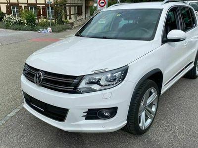 gebraucht VW Tiguan 1.4 TSI Design 4Motion