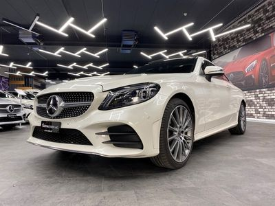 gebraucht Mercedes C400 AMG Line Coupé 4Matic 9G-tronic