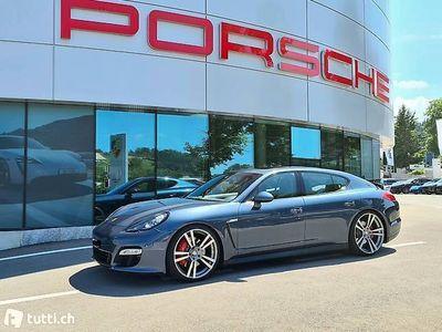 gebraucht Porsche Panamera GTS PDK mit sehr wenig km 56'990!!!