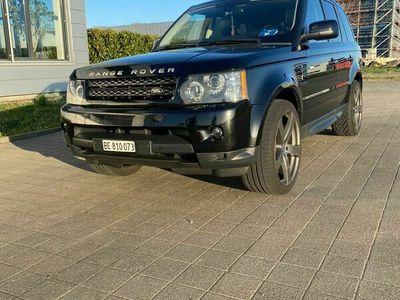 gebraucht Land Rover Range Rover Sport 3.0 TDV6