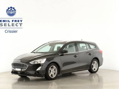 gebraucht Ford Focus Station Wagon 1.0i EcoB 125 Trend+
