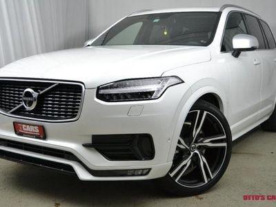 gebraucht Volvo XC90 2.0 T6 R-Design 7P. AWD 2019