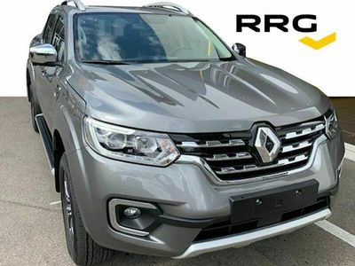 gebraucht Renault Alaskan Doppel Cabin TwinTurbo dCi190 4WD Intens A