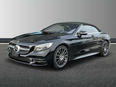 gebraucht Mercedes S560 ,