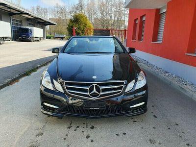 gebraucht Mercedes E250 CGI Cabriolet BlueEfficiency kit AMG
