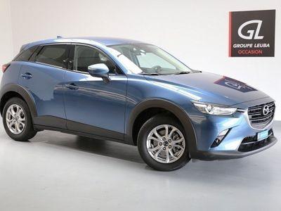 gebraucht Mazda CX-3 G 150 Amb. Plus AWD