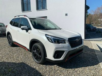 gebraucht Subaru Forester 2.0i e-Boxer Sport Lineartronic