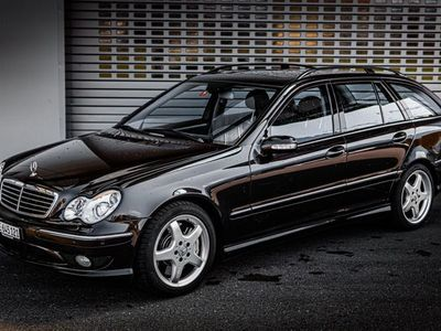 gebraucht Mercedes C32 AMG C-KlasseAMG T-Modell