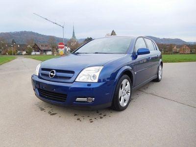 gebraucht Opel Signum 2.0 Turbo Elegance