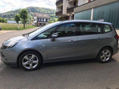 gebraucht Opel Zafira Tourer 1.4i 16V Enjoy
