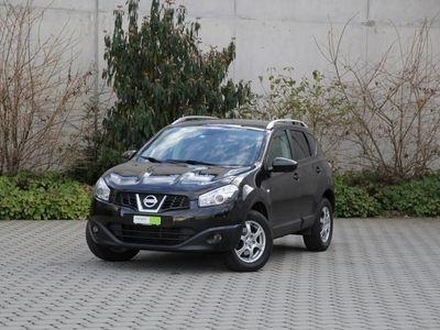 gebraucht Nissan Qashqai 2.0 4WD acenta XTronic CVT
