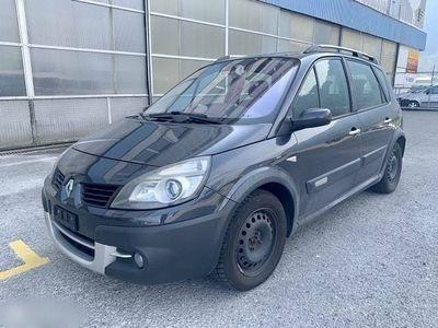 gebraucht Renault Scénic Ab MFK-a, 2008, nur 122 000 km